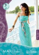 Maxi Dress sewing pattern + CD